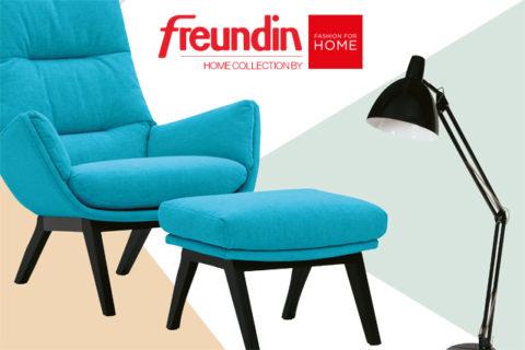 freundin Anzeige mit Fashion for Home