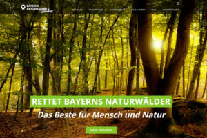 Website Naturwald