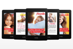 Screendesign freundin eBooks