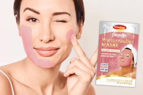 freundin Gesichtsmaske