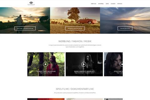 Website Pantheon Pictures