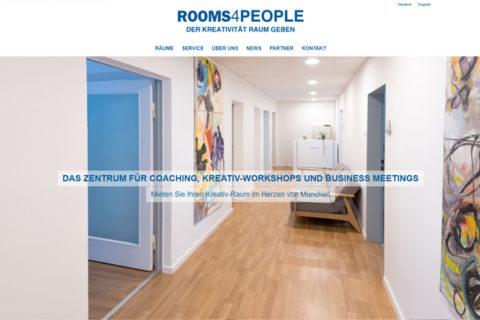 Website Rooms4People